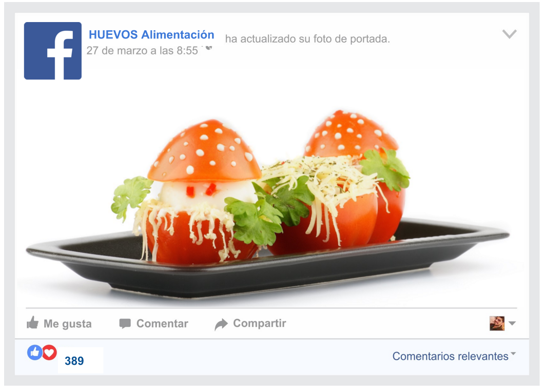 El 15 de vdeos de facebook son de alimentacin foodcanal el 15 de los vdeos de facebook son de alimentacin forumfinder Gallery