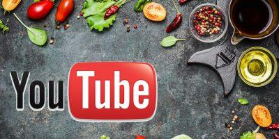Top 10 empresas de alimentación con más visualizaciones en Youtube